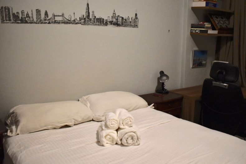 Airbnb rental picture example