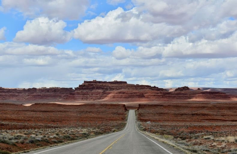 USA Lessons - Road to Nowhere, Utah