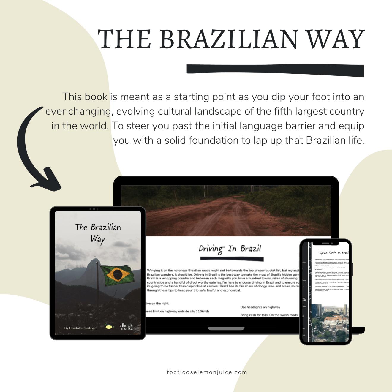 The Brazilian Way Book