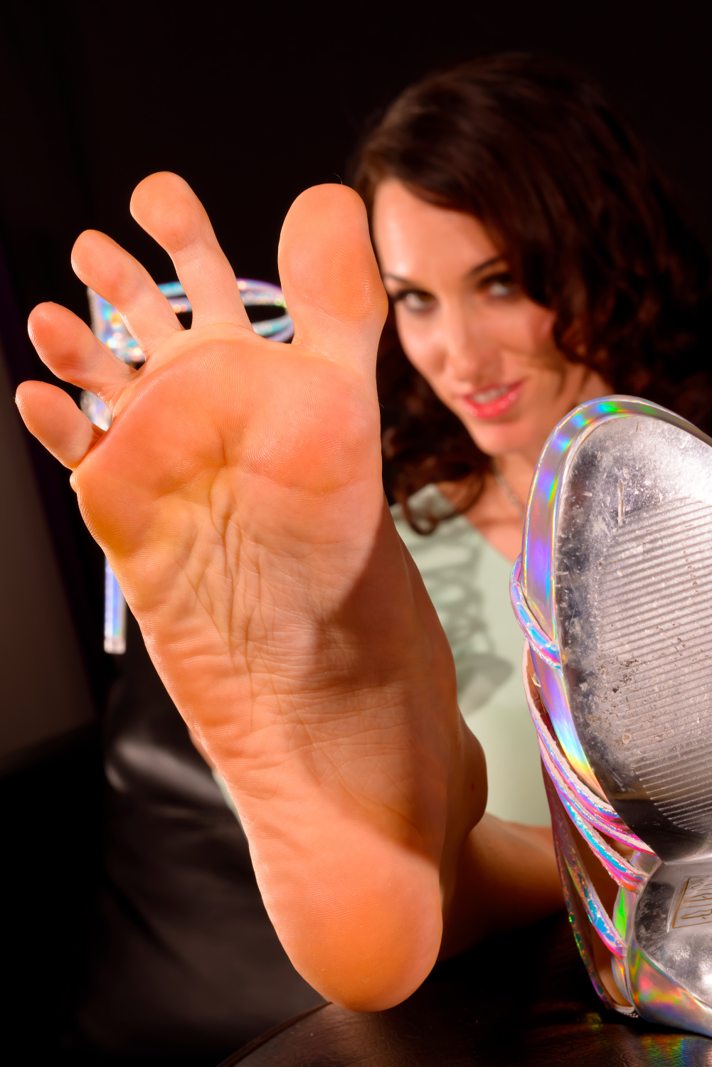 New Video  2014 Footnight Breakout Model Award Winner Maroe  Footnight  Foot Parties  Foot