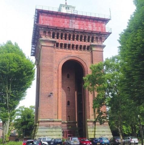Jumbo Tower Colchester