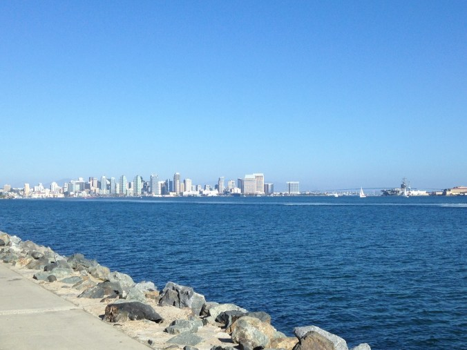 Goodbye San Diego!