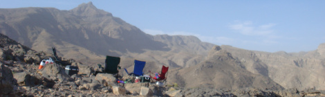 Camping in the UAE & Oman