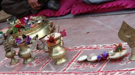 Nepalese wedding