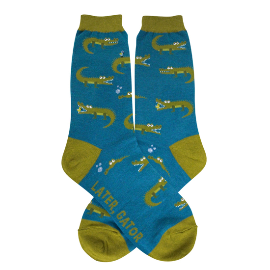 alligator women ssocks shop