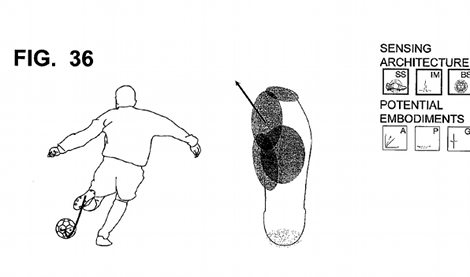 NIKE+ FOOTBALL: GAME-CHANGING PATENTS REVEALED