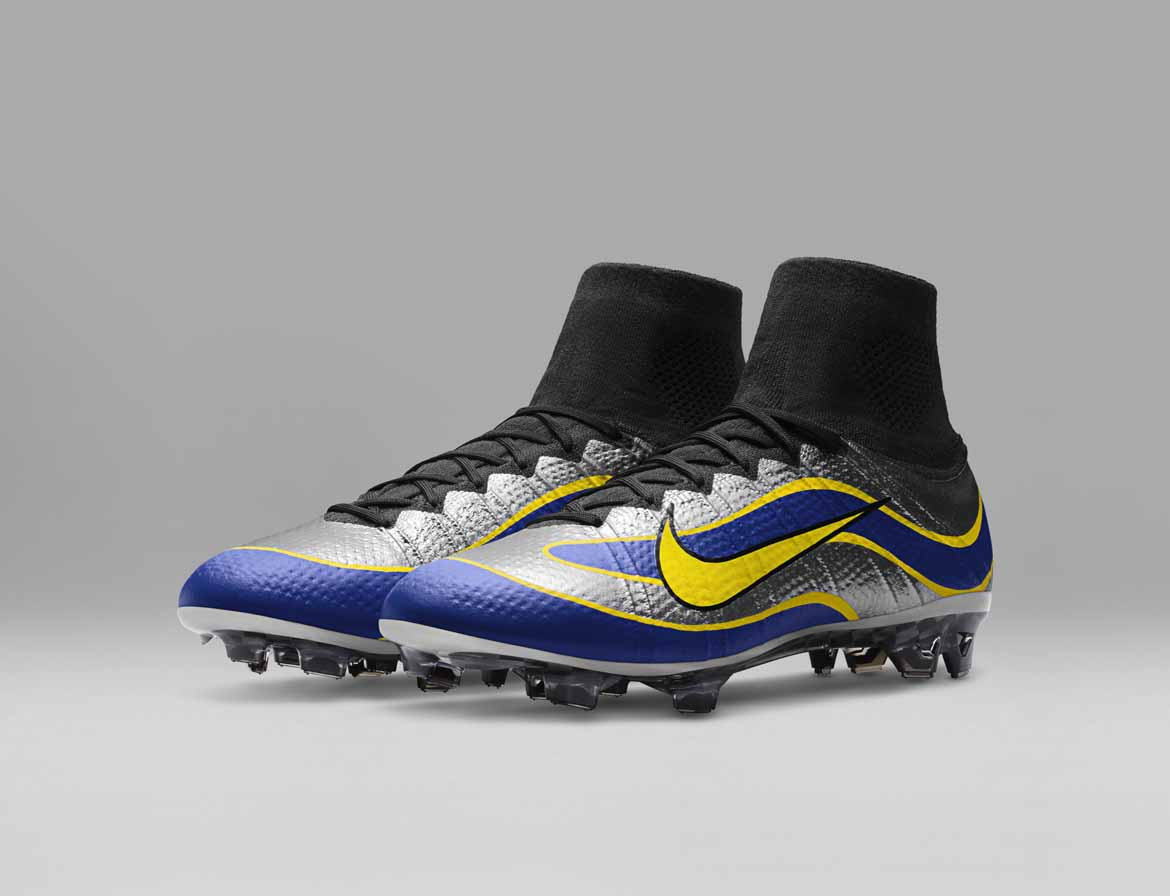 Nike Mercurial Superfly Heritage  Footy Boots