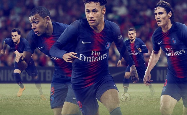 Nike Psg Home Kit 2018 2019 Footy Boots