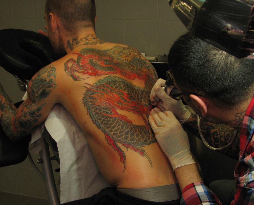 Martin Skrtel Tattoos