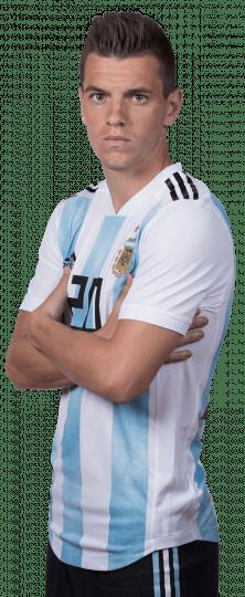 Giovani Lo Celso football render - 51218 - FootyRenders