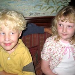 2004 Hugo & Julie från Danmark