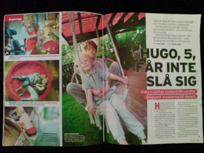 Aftonbladets Söndagsbilaga 2004