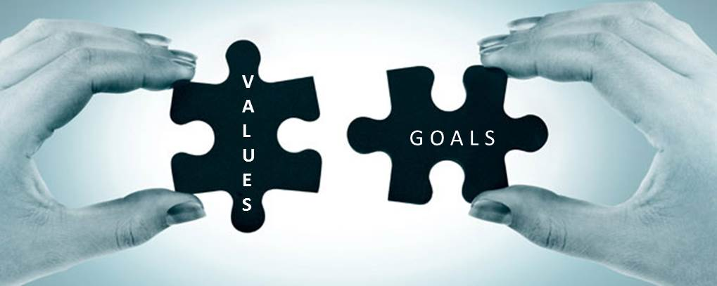 Image result for values goals