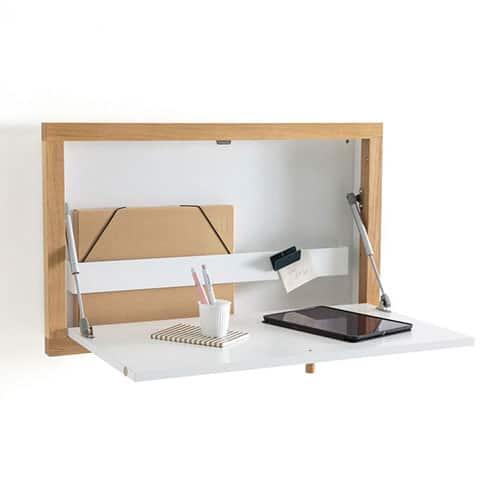 bureau pliable petit espace