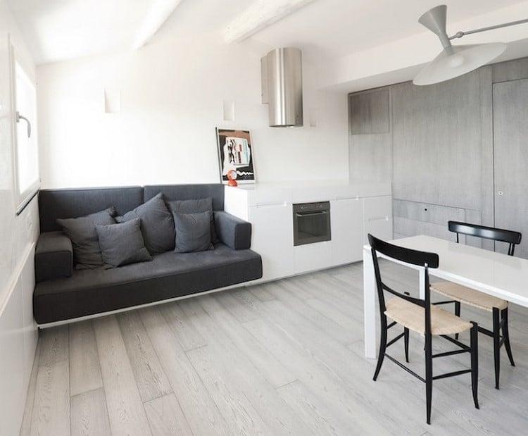 Amnagement dun petit appartement