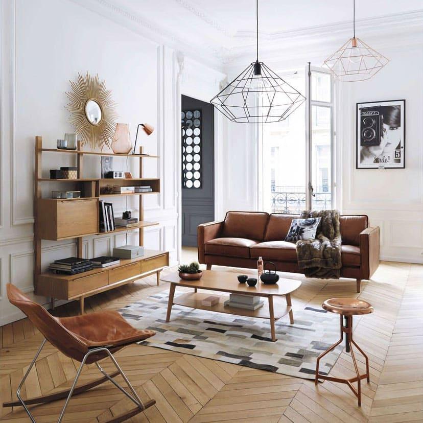 meuble tv maisons du monde quel modele choisir pour votre salon