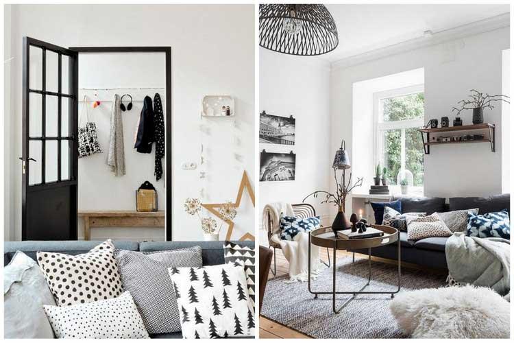 10 Astuces Pour Crer Un Salon Scandinave Chez Vous