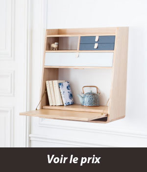 10 Ides De Bureau Mural Rabattable Pour Petits Espaces