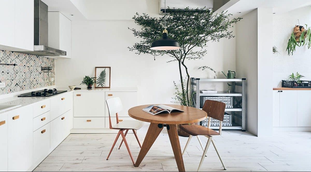 table ronde scandinave top 10 des modeles pour salle a manger