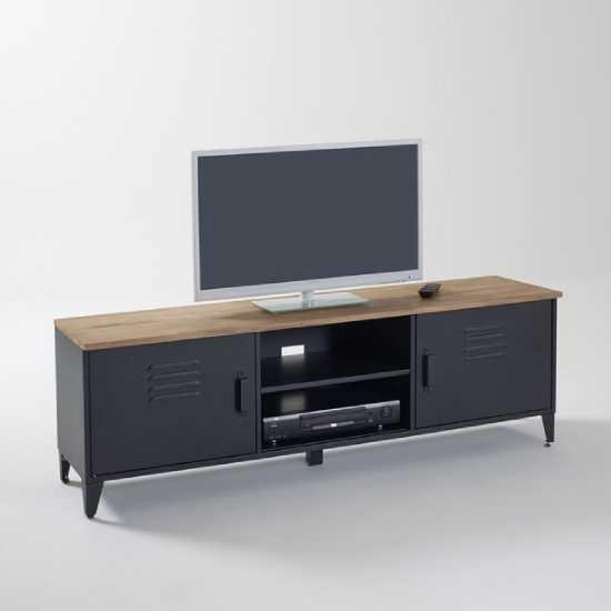 quel meuble tv industriel choisir pour