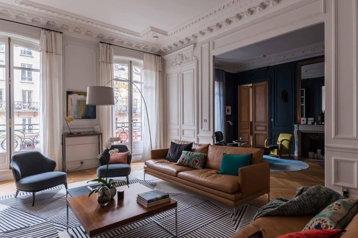 Dcoration appartement parisien  Comment amnager son intrieur