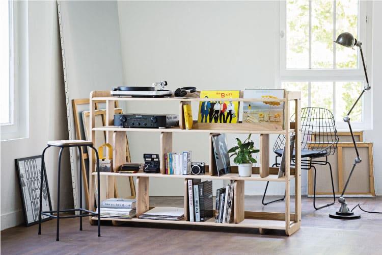 meuble vinyle quel modele choisir pour un interieur au look vintage