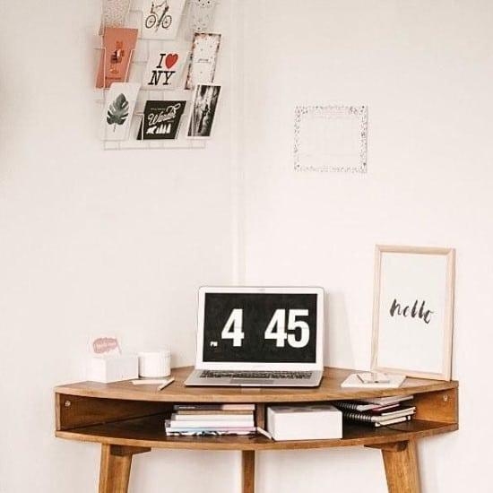 bureau d angle 8 modeles pour un