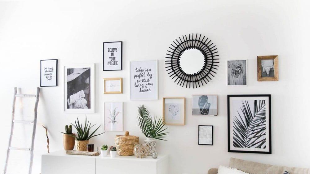 deco mur blanc 10 idees originales
