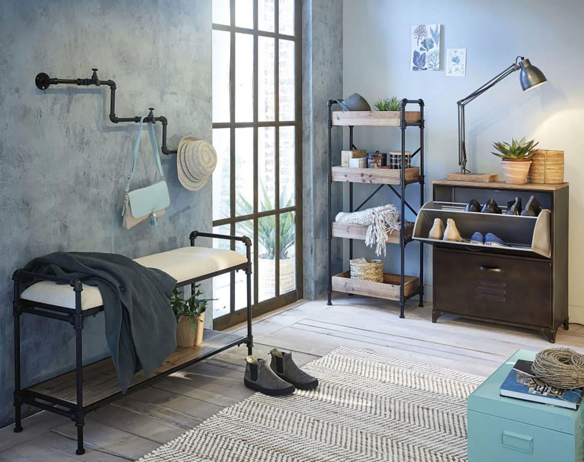 quel meuble a chaussure choisir pour optimiser l espace
