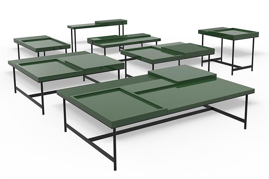 TABLE BASSE TERRACE DE LINTELOO