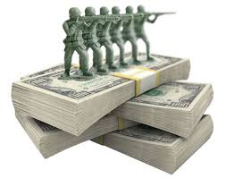 army spend