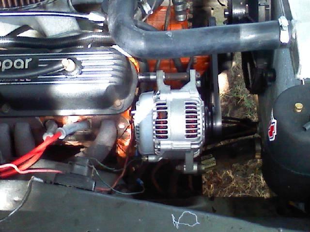 System Wiring Diagram On Denso Chrysler Alternator Wiring Diagram