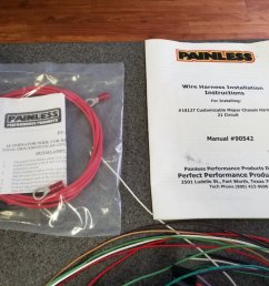 for sale painless performance 21 circuit mopar color coded universal wiring harnesses 10127 [ 1024 x 768 Pixel ]