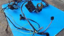 1966 barracuda under dash harness wiring