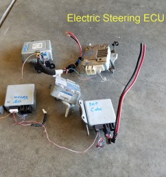 35 electric power steering with fail safe no ebay module and no 7 ecu jpg electric power steering wiring diagram  [ 1500 x 1125 Pixel ]