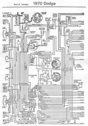 70 Dart wiring diagram | For A Bodies Only Mopar Forum