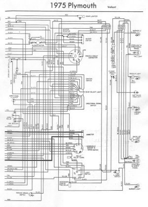 76 duster wiring diagram | For A Bodies Only Mopar Forum