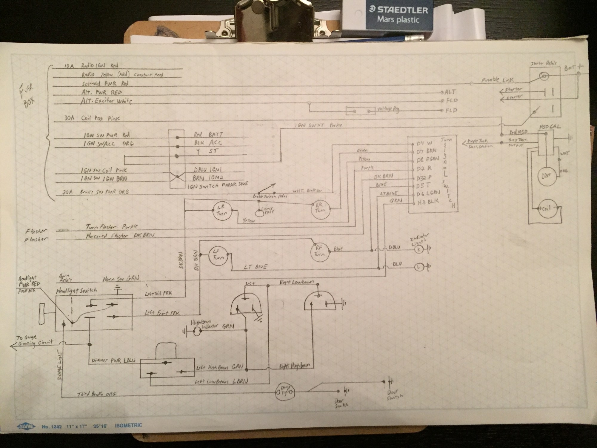 hight resolution of ez wire ignition question for a bodies only mopar forum msd ignition fuel