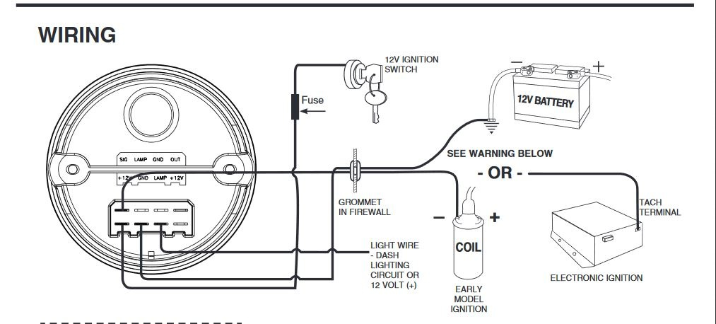 autometer speedo wiring diagram efcaviation com autometer cobalt pyrometer wiring diagram at n-0.co