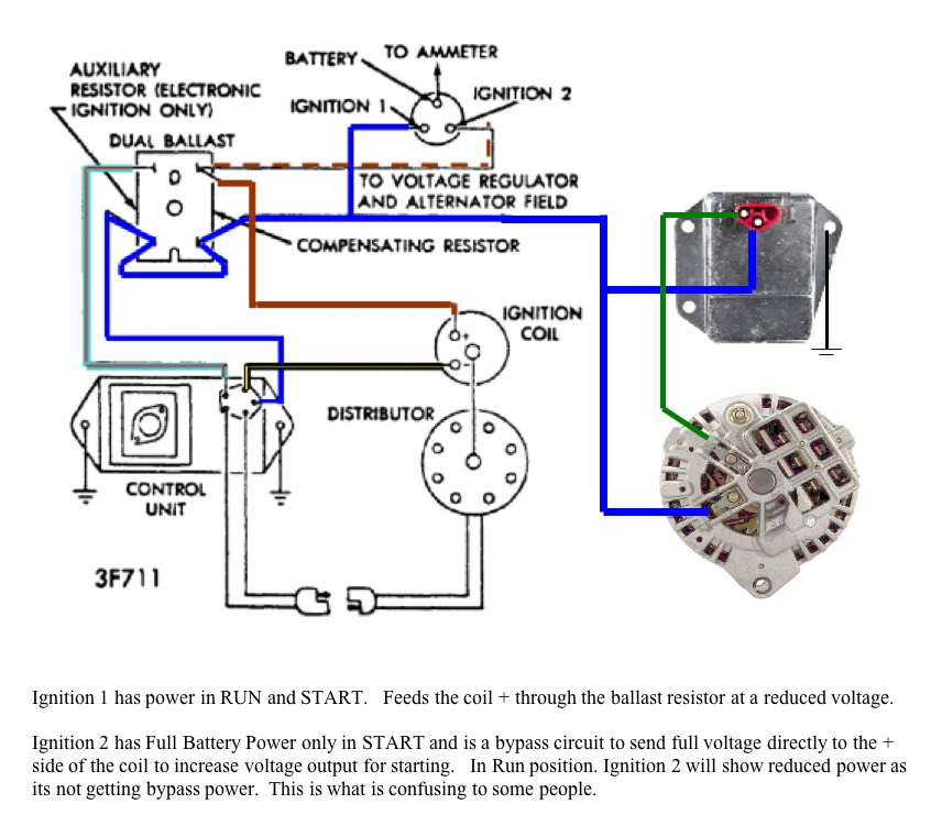denso alternator 3 pin plug wiring diagram marlin glenfield model 60 parts hei conversion question | for a bodies only mopar forum