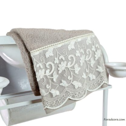 asciugamani tortora