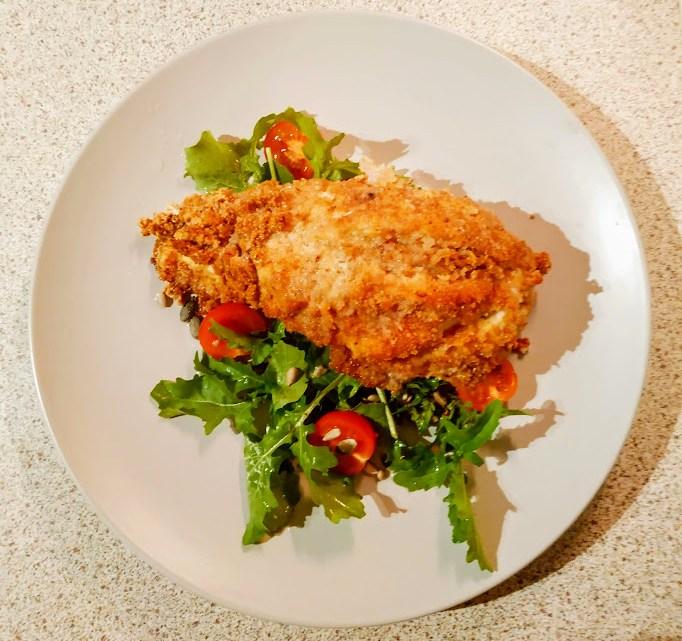 Jack By The Hedge Chicken Kiev & Winter Salad