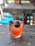 Blackberries in Vodka