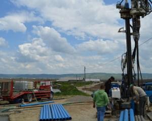 Foraje puțuri apă și sonde geo