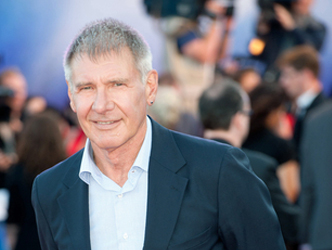Harrison Ford (70) wearing an earring, so what?  Foratura