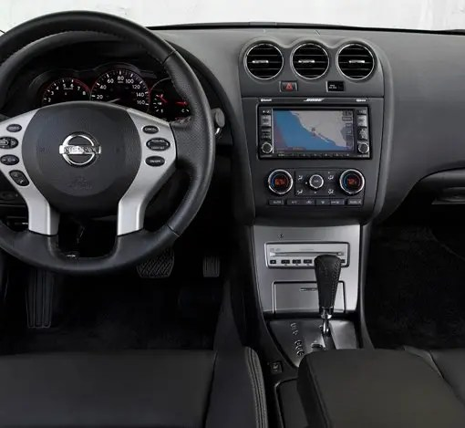 2008 Nissan Altima Stereo Upgrade