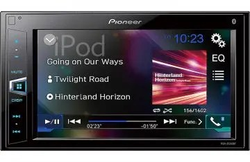 Pioneer MVH-AV290bt Review