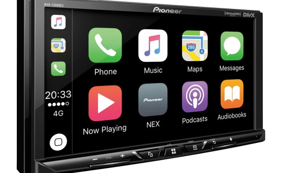 Pioneer MVH-2300nex Review