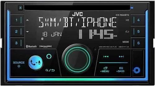 JVC KW-R940BTS Review