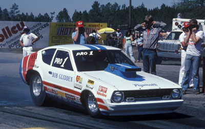 Rip Bob Glidden 10 Time Nhra Pro Stock Champion For B